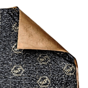 Accent Premiun. Звукопоглощающий материал толщиной 10 мм с липким слоем.