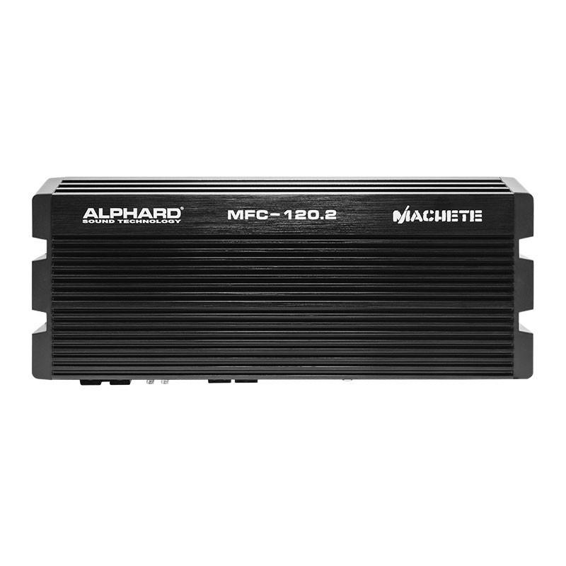 Автоусилитель Alphard MFC-120.2 (шт.)
