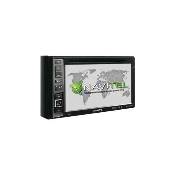 Автонавигационный центр Alpine INE-W990BT-Navitel
