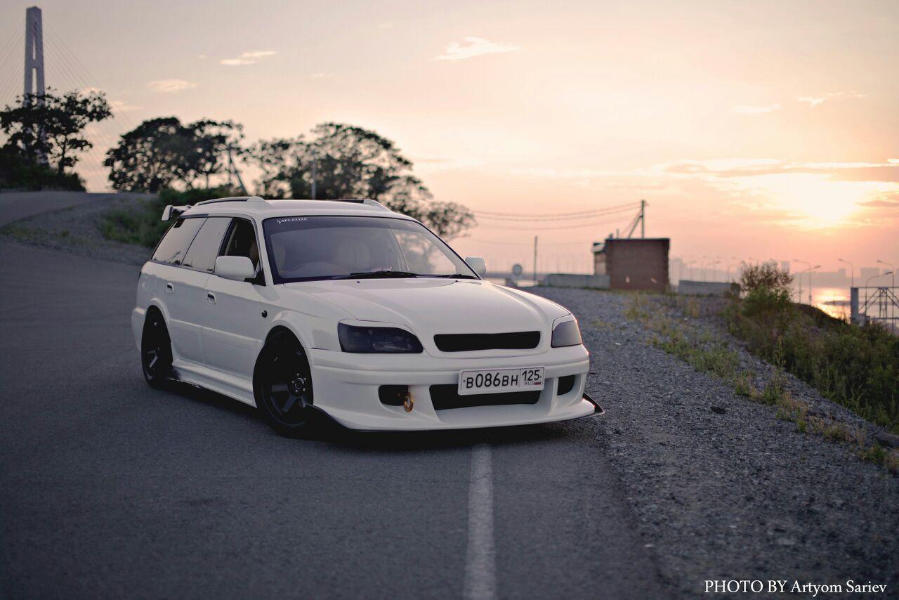 Проекты 2017. Владивосток. Subaru Legacy