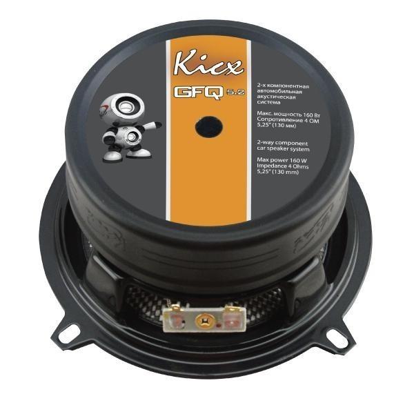 Автоакустика Kicx GFQ-5.2 - фото 6