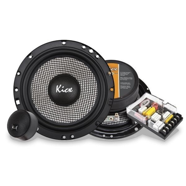 Автоакустика KICX GFQ-6.2