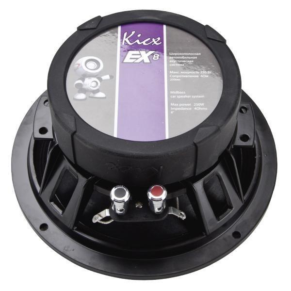 Автоакустика KICX EX 8