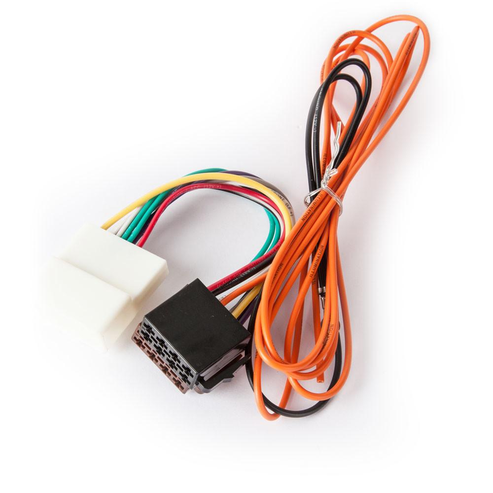 ISO коннектор ISO AN07