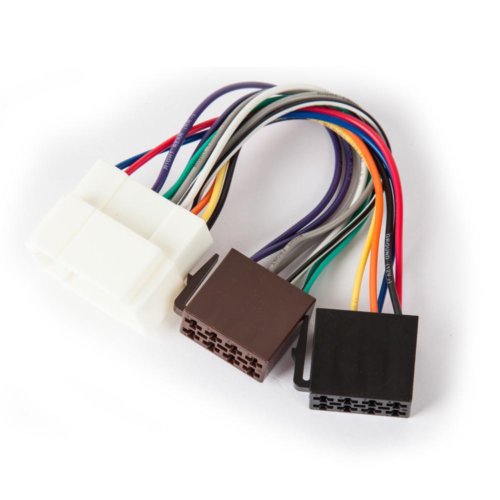 ISO коннектор ISO ASZ02