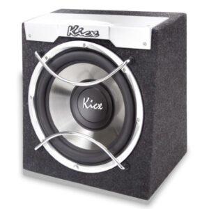 Автосабвуфер Kicx ICQ-300B