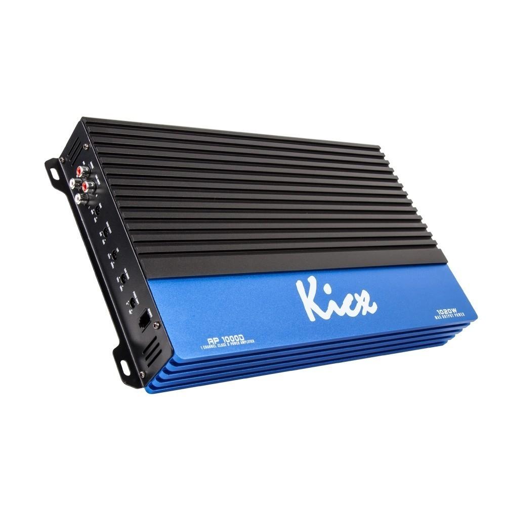 Автоусилитель Kicx AP 1000D