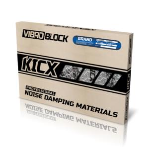 Вибропоглощающий материал Kicx GRAND