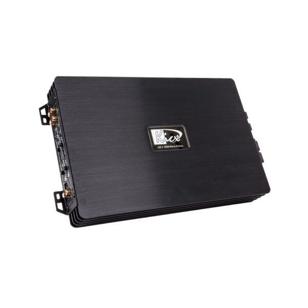 Автоусилитель Kicx QS 4.160М BLACK EDITION