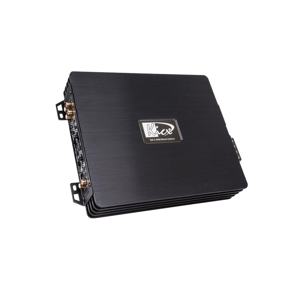 Автоусилитель Kicx QS 4.95M BLACK EDITION