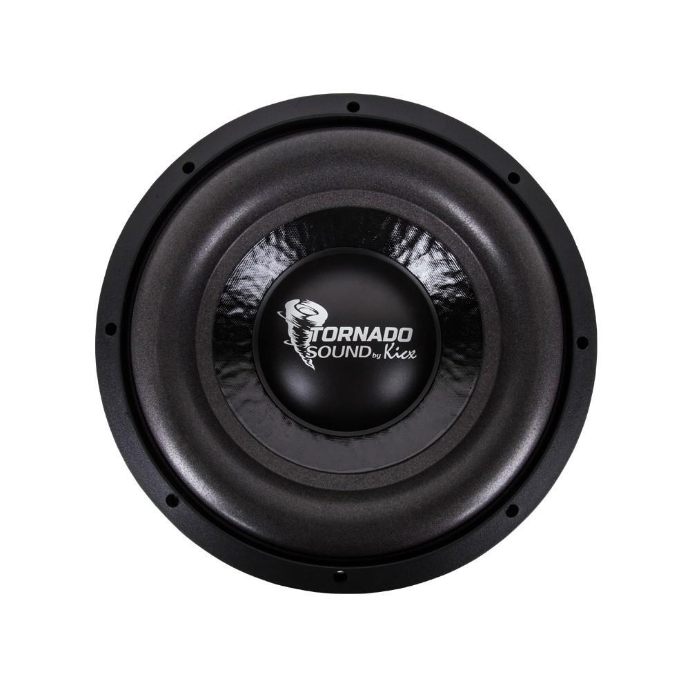 Автосабвуфер TORNADO SOUND 12М (2+2)