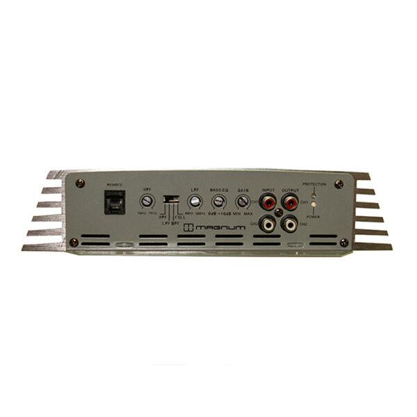 Двухканальный автомобильный усилитель MAGNUM MAM 2.600AB